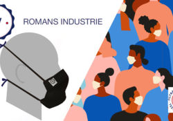 Notice des Masques Romans Industrie