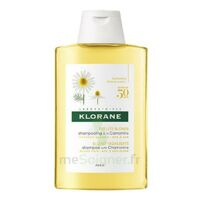Klorane Camomille Shampooing 200ml à UGINE