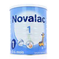 Novalac 1 Lait En Poudre 1er âge B/800g à UGINE