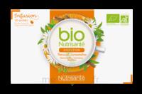 Nutrisanté Infusions Bio Tisane Digestion 20 Sachets à UGINE