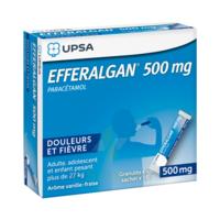 Efferalgan 500 Mg Glé En Sachet Sach/16 à UGINE
