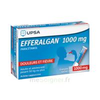 Efferalgan 1g Cappuccino Granules 8 Sachets à UGINE