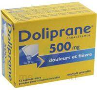 Doliprane 500 Mg Poudre Pour Solution Buvable En Sachet-dose B/12 à UGINE