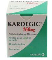 Kardegic 160 Mg, Poudre Pour Solution Buvable En Sachet à UGINE