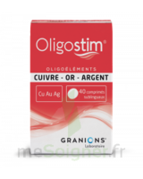 OLIGOSTIM Cuivre Or Argent Cpr subl T/40 à UGINE