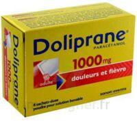 DOLIPRANE 1000 mg Poudre pour solution buvable en sachet-dose B/8 à UGINE