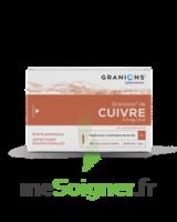 GRANIONS DE CUIVRE 0,3 mg/2 ml S buv 30Amp/2ml à UGINE