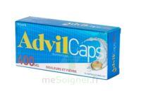 ADVILCAPS 400 mg, capsule molle B/14 à UGINE
