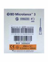 Bd Microlance 3, G25 5/8, 0,5 Mm X 16 Mm, Orange  à UGINE