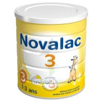Novalac 3 Lait De Croissance B/800g à UGINE