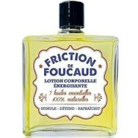 Foucaud Lotion friction revitalisante corps Fl verre/100ml vintage à UGINE