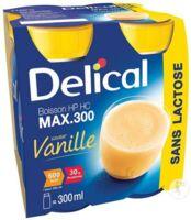 DELICAL MAX 300 SANS LACTOSE, 300 ml x 4 à UGINE