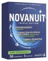 Novanuit Triple Action Comprimés B/30 à UGINE