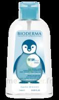 Abcderm H2o Solution Sans Rinçage Nettoyante Bébé Fl Pompe/1l à UGINE