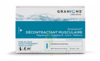 Granions Décontractant Musculaire Solution Buvable 2b/30 Ampoules/2ml à UGINE