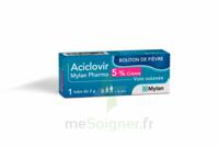Aciclovir Mylan Pharma 5%, Crème à UGINE
