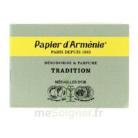 Papier D'arménie Traditionnel Feuille Triple à UGINE