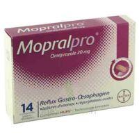 MOPRALPRO 20 mg Cpr gastro-rés Film/14 à UGINE