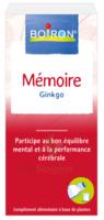 Boiron Mémoire Ginkgo Extraits de plantes Fl/60ml à UGINE