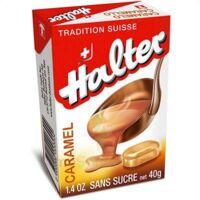 Halter Bonbons Sans Sucre Caramel à UGINE