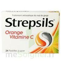 STREPSILS ORANGE VITAMINE C, pastille à UGINE