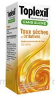 TOPLEXIL 0,33 mg/ml sans sucre solution buvable 150ml à UGINE