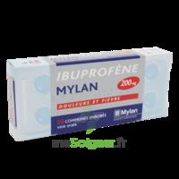Ibuprofene Mylan 200 Mg, Comprimé Enrobé B/30 à UGINE