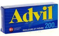 ADVIL 200 mg, 20 comprimés enrobés B/20 à UGINE