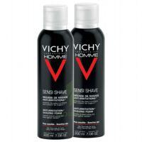 VICHY mousse à raser peau sensible LOT à UGINE