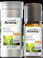 Huile essentielle Basilic tropical à UGINE