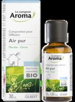 AIR PUR Composition pour diffusion menthe-citron à UGINE