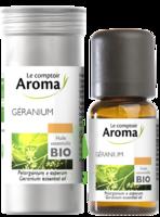 Huille essentielle Géranium à UGINE
