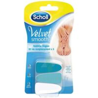 Scholl Velvet Smooth Ongles Sublimes Kit De Remplacement à UGINE