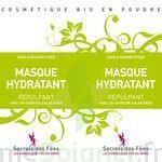 Secrets des Fées Masque Hydratant Repulpant à UGINE
