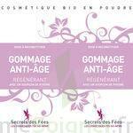 Secrets des Fées Gommage Anti-age Régénérant à UGINE