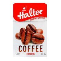 Halter Sans Sucre Bonbon Café B/40g à UGINE