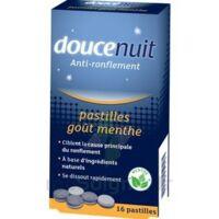 DOUCENUIT ANTIRONFLEMENT PASTILLES à la menthe, bt 16 à UGINE