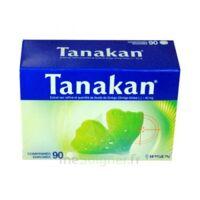 TANAKAN 40 mg, comprimé enrobé PVC/alu/90 à UGINE