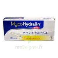 Mycohydralin 500 Mg, Comprimé Vaginal à UGINE