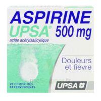 Aspirine Upsa 500 Mg, Comprimé Effervescent à UGINE