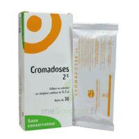 Cromadoses 2 Pour Cent, Collyre En Solution En Récipient Unidose à UGINE
