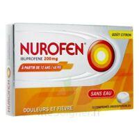 NUROFEN 200 mg, comprimé orodispersible à UGINE