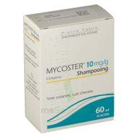 MYCOSTER 10 mg/g, shampooing à UGINE