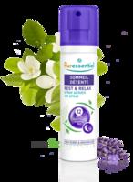 Puressentiel Sommeil - détente Spray Aérien Sommeil Détente aux 12 Huiles Essentielles - 200 ml à UGINE