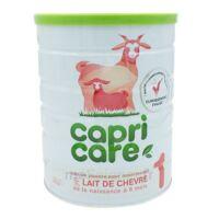 CAPRICARE 1ER AGE Lait poudre de chèvre entier 800g à UGINE