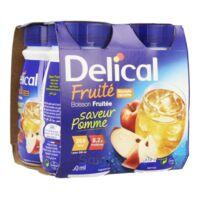 DELICAL BOISSON FRUITEE Nutriment pomme 4Bouteilles/200ml à UGINE