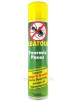 Abatout Laque anti-fourmis et puces 405ml à UGINE