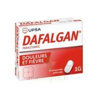 DAFALGAN 1000 mg Comprimés pelliculés Plq/8 à UGINE