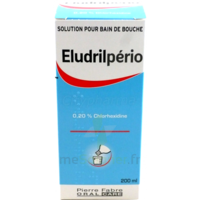 ELUDRILPERIO 0,2 %, solution pour bain de bouche à UGINE