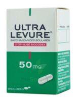 ULTRA-LEVURE 50 mg Gélules Fl/50 à UGINE